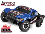 traxxas slash 4x4 oba 1/10 brushless tsm wireless id (version sans accu ni chargeur)