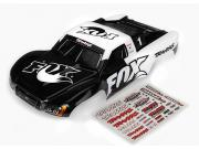 Traxxas 6849 carrosserie slash 4x4 fox edition peinte et decoree