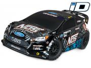 Traxxas Ford Fiesta ST rally Nos Deegan  4x4 1/10 brushed RTR