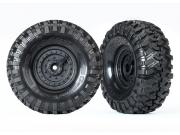 Traxxas 8273 roues montees collees tactical