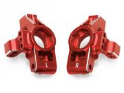 Traxxas 8352R fusees arriere alu anodisees rouge (2)