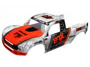 Traxxas 8513 carrosserie desert racer fox edition peinte et decoree