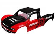 Traxxas 8514 carrosserie desert racer rigid edition peinte et decoree