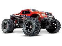 X-MAXX 8S brushless ID TSM Wireless Rouge Traxxas
