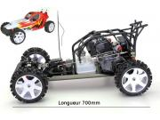 Buggy Baja 1/5 essence moteur 30cm3 Flash MHDPro