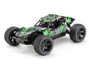 sand buggy brushed complet (radio 2.4gh + accus +chargeur)