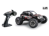 Buggy 1/16 Absima Spirit Truck noir/rouge complet Absima