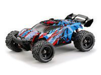 Scale 1:18 4WD High Speed Truggy, 2,4GHz bleu Absima