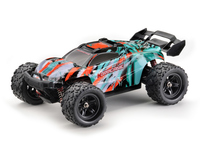 Scale 1:18 4WD High Speed Truggy, 2,4GHz verdoyant Absima