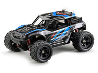 Scale 1:18 4WD High Speed Sand Buggy, 2,4GHz bleu Absima