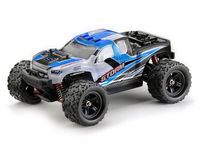 Scale 1:18 4WD High Speed Monster Truck, 2,4GHz Blue Absima