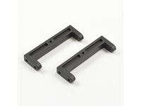 FTX FTX9150 ftx outback fury chassis rail brace/tray mounts (2pc)