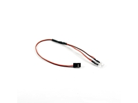 FTX FTX9204 ftx outback fury bodyshell led wires