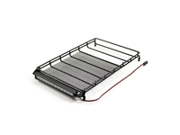 FTX FTX9230 ftx outback fury alloy roof rack & lightbar w/16 led