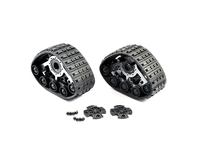 FTX FTX9242F ftx fury 1:10 crawler front snow/sand tracks (12mm hex)