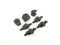 FTX FTX9301 ftx mini outback 2.0 transmiss ion gear box & axle set