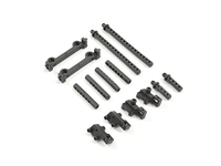 FTX FTX9305 ftx mini outback 2.0 body posts & bumper mounts