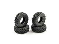 FTX FTX9323 ftx mini outback 2.0 super soft crawler tyres (4)