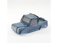 FTX FTX9331DB ftx mini outback 2.0 ranger body & roll cage dark blue