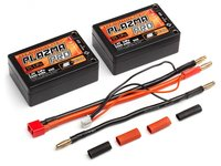 Batterie HPI Plazma 2S 7.4v 5600mah 95C Saddle Hpi