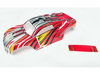 Mhd Z60R0201 Carrossserie MHD Flash ST2 Rouge