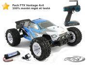 FTX FTX5538 Pack buggy truck Carnage RC 4x4 (complet)