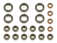 Team Associated 21512 associated reflex 14b/14t bearing set
