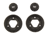 Team Associated 21526 associated reflex 14b/14t ring & pinion set 37t/15t