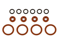 Team Associated 21530 associated reflex 14b/14t differential/shock o-ring set