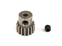 Team Associated 21532 associated reflex 14b/14t pinion 16t 2.3mm shaft 0.5 mod