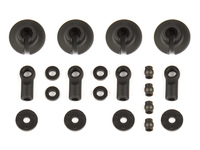 Team Associated 21537 associated reflex 14b/14t shock accessories set