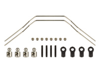 Team Associated 21564 team associated reflex 14b/14t ft anti roll bar kit (1.0/1.2)