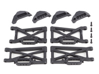 Team Associated 25804 team associated rival mt10 suspension arm set