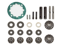 Team Associated 25810 team associated rival mt10 front or rear diff rebuild kit