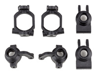 Team Associated 25818 team associated rival mt10 caster and steering block set