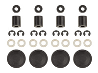 Team Associated 25831 team associated rival mt10 shock rebuild kit