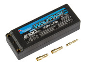 Reedy AS27330 Reedy Wolfpack HV LiPo 2100mAh 30C 7.6V Battery