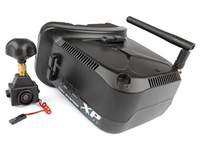 Team Associated 29290 xp digital dsv system (fpv goggle & camera set)