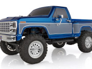 Team Associated 40002 CR12 Ford F-150 Pick-up RTR, blue