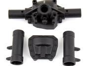 Team Associated 41005 CR12 Rear Axle Housing and Hubs