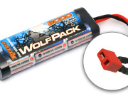 WolfPack NiMH 3000mAh 7.2V w/ High Power Connector