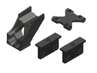 Corally C-00180-005 Wing mount adjustable composite 1 set
