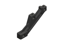 Corally C-00180-102 Chassis brace front composite 1 pc