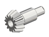 Corally C-00180-156 Bevel pinion 13t steel 1 pc