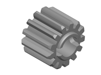 Corally C-00250-063 Drive gear 13t metal Triton