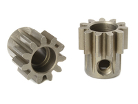 Corally C-72711 Team corally m1.0 pinion short hardened steel 11 teeth shaft dia. 5mm
