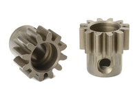 Corally C-72712 m1.0 pinion s hort hardened steel 12 tee