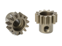 Corally C-72713 Team corally m1.0 pinion short hardened steel 13 teeth shaft dia. 5mm