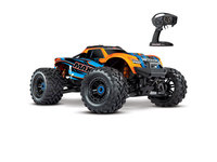 Traxxas 89076-4-ORNG Traxxas Maxx 1/10 brushless TSM (Orange)