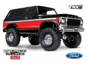 Traxxas Ford Bronco TRX-4 (Rouge)